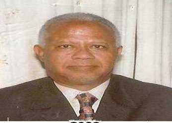 Dr. Cheikh El Moctar Ould Horma Ould Babana