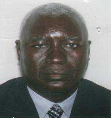 Mr. Camara Ali Gueladio