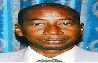 Mr. Camara Bakary Harouna